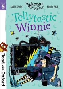 Read with Oxford: Stage 5: Winnie and Wilbur: Tellytastic Winnie, Paperback / softback Book