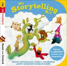 Read with Oxford: Stages 2-3: Phonics: My Storytelling Kit, Mixed media product Book