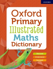 Oxford Primary Illustrated Maths Dictionary, Paperback / softback Book