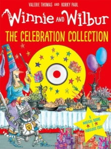 Winnie and Wilbur: the Celebration Collection, Mixed media product Book