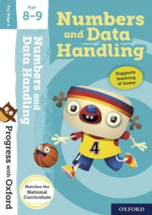 Progress with Oxford:: Numbers and Data Handling Age 8-9, Mixed media product Book