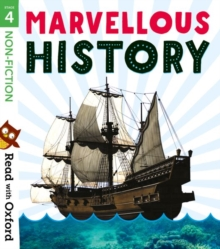 Read with Oxford: Stage 4: Non-fiction: Marvellous History, Paperback / softback Book