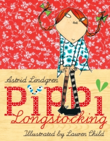 Pippi Longstocking Small Gift Edition, Hardback Book