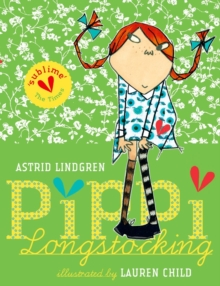 Pippi Longstocking, Paperback / softback Book