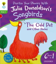 Oxford Reading Tree Songbirds: Level 2: The Odd Pet and Other Stories, Paperback Book