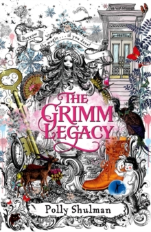 The Grimm Legacy, Paperback / softback Book