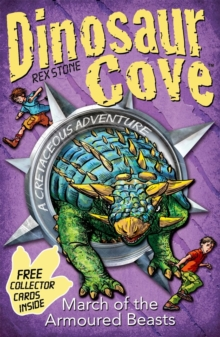 Dinosaur Cove: March of the Armoured Beasts, Mixed media product Book