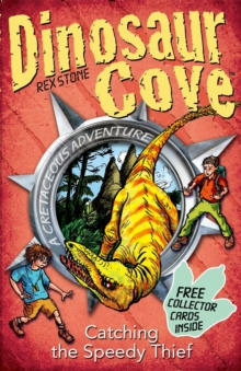 Dinosaur Cove: Catching the Speedy Thief, Mixed media product Book