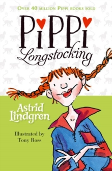 Pippi Longstocking, Paperback Book