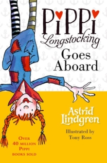 Pippi Longstocking Goes Aboard, Paperback Book