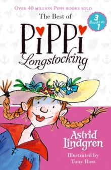 The Best of Pippi Longstocking (3 books in 1), Paperback Book