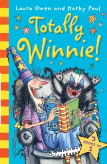 Totally Winnie! 3-in-1, Paperback Book