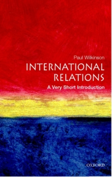 International Relations: A Very Short Introduction, Paperback Book