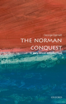 The Norman Conquest: A Very Short Introduction, Paperback / softback Book