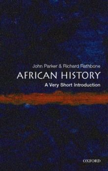 African History: A Very Short Introduction, Paperback / softback Book