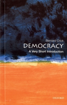 Democracy: A Very Short Introduction, PDF Book