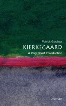 Kierkegaard: A Very Short Introduction, Paperback Book
