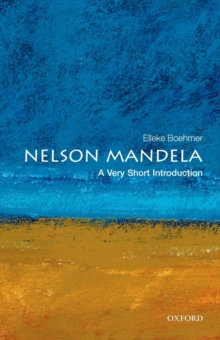 Nelson Mandela: A Very Short Introduction, Paperback / softback Book