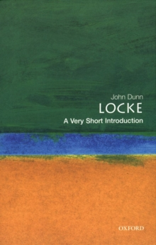 Locke: A Very Short Introduction, Paperback / softback Book