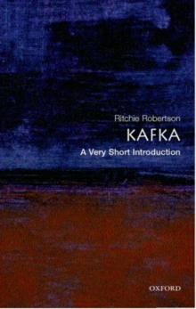 Kafka: A Very Short Introduction, Paperback Book