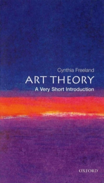 Art Theory: A Very Short Introduction, Paperback / softback Book