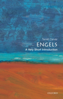 Engels: A Very Short Introduction, Paperback Book