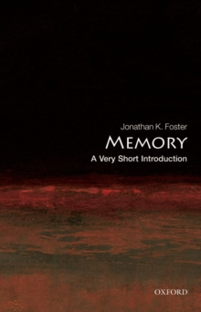 Memory: A Very Short Introduction, Paperback / softback Book
