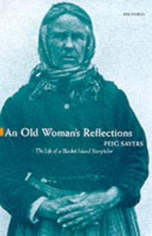 An Old Woman's Reflections, Paperback / softback Book