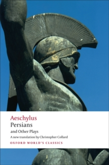 Persians and Other Plays, Paperback Book