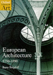 European Architecture 1750-1890, Paperback Book