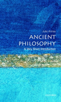 Ancient Philosophy: A Very Short Introduction, Paperback Book