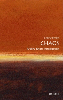 Chaos: A Very Short Introduction, Paperback / softback Book