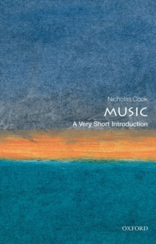 Music: A Very Short Introduction, Paperback / softback Book