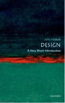 Design: A Very Short Introduction, Paperback Book