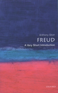 Freud: A Very Short Introduction, Paperback / softback Book