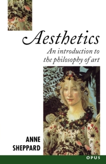 Aesthetics : An Introduction to the Philosophy of Art, Paperback Book