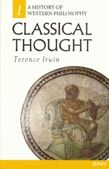 Classical Thought, Paperback / softback Book