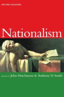 Nationalism, Paperback / softback Book