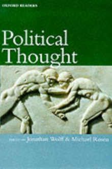 Political Thought, Paperback Book