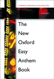 The New Oxford Easy Anthem Book, Sheet music Book