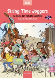 String Time Joggers : 14 pieces for flexible ensemble, Sheet music Book