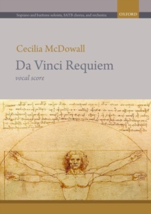 Da Vinci Requiem, Sheet music Book