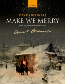 Make We Merry, Sheet music Book