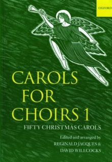Carols for Choirs 1, Sheet music Book