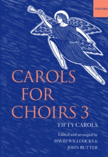 Carols for Choirs 4 : Vocal score, Sheet music Book