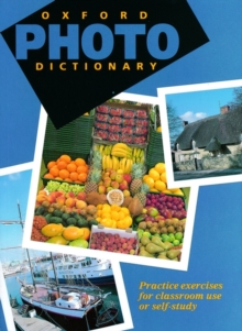 Oxford Photo Dictionary:: Monolingual Edition (Paperback), Paperback / softback Book