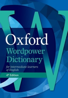 Oxford Wordpower Dictionary, 4th Edition Pack (with CD-ROM), Paperback Book