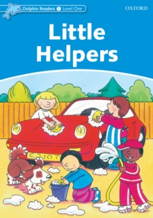 Doctor doctor dolphin readers starter mary rose 9780194404389 little helpers dolphin readers level 1 fandeluxe Images