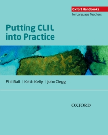 Oxford Handbooks for Language Teachers: Putting CLIL into Practice, EPUB eBook