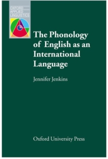 The Phonology of English as an International Language, Paperback / softback Book